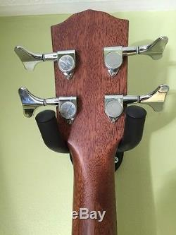 Fender Acoustic Bass Guitar Electro Electric Semi Tuner