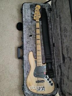 Fender American Elite Jazz Bass 5 Strings