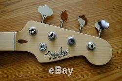 Fender American Original Precision Bass 50s Maple Neck with Tuners