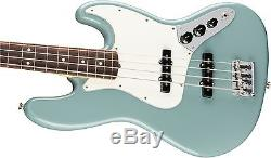 Fender American Pro Jazz Bass w Case RW SNG with Stand and Tuner