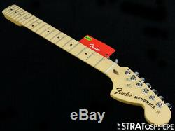 Fender American Special Strat NECK + TUNERS USA Stratocaster Modern C/ Maple
