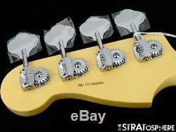 Fender American Standard Precision P BASS NECK + TUNERS USA Bass Guitar Maple