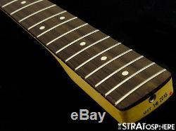 Fender American Standard Precision P BASS NECK + TUNERS USA Bass Guitar Rosewood