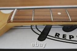 Fender CS'60s Stratocaster Neck, 7.25 Radius with Vintage Tuners # 436 099-1003