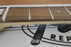 Fender Deluxe Stratocaster Neck with Staggered Tuners Pau Ferro # 159 099-7103-921