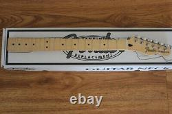 Fender Deluxe Telecaster Maple Neck 12 Radius w Staggered Tuners # 456 099-7600