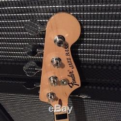 Fender Geddy Lee Jazz neck with Tuners