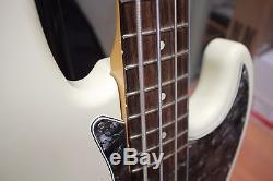 Fender Jazz Bass MIM 1994 SCN Noiseless Pickups + Gig Bag + Tuner