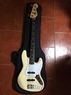 Fender Jazz Bass MIM 2006, Gig Bag Fender, D Tuner Installed