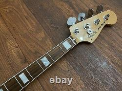 Fender Jazz Bass Neck Classic Series 70s Rosewood Tuners