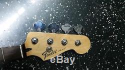 Fender Jazz Bass Neck MIM used with tuners