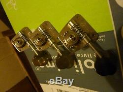 Fender Jazz Bass Precision Telecaster Tuners (mécaniques) USA 1960's 70's