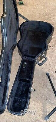 Fender Kingman 10 Electric Acoustic Guitar Built In Tuner