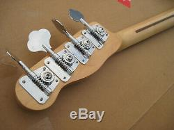 Fender Mike Dirnt Squier Precision Bass New Decal'50's Tuners Telecaster Tele