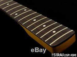 Fender Modern Player Jazz Bass NECK & TUNERS 34 Scale Bass Guitar Parts #653