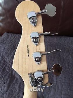 Fender Roscoe Beck Bass IV 3-Color Sunburst 2005 Perfect Drop D tuner