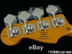 Fender Squier 60s Classic Vibe Fretless Jazz Bass NECK & TUNERS Bass Guitar