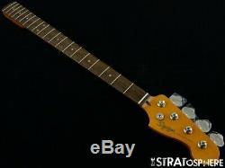 Fender Squier 60s Vibe Precision P Bass NECK +TUNERS Guitar Parts 9.5 Radius