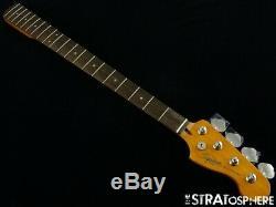 Fender Squier 60s Vibe Precision P Bass NECK + TUNERS Guitar Parts 9.5 Radius