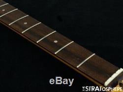 Fender Squier 60s Vibe Precision P Bass NECK & TUNERS Guitar Parts 9.5 Radius