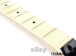 Fender Squier Contemporary Telecaster Tele NECK+ TUNERS 12 Radius Black