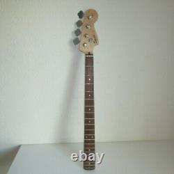 Fender Squire Precision Bass P-Bass Guitar Neck Rosewood Fretboard + Tuners
