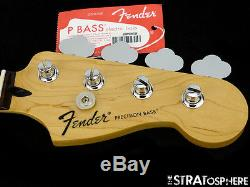 Fender Standard Precision P BASS NECK & TUNERS Bass Guitar Rosewood #253