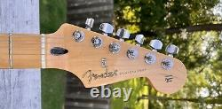 Fender Stratocaster 21 Medium Jumbo Frets Maple With Fender Tuners