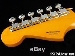 Fender Vintage 60s LACQUER Jazzmaster NECK + TUNERS Gloss Nitro Pau, Ferro