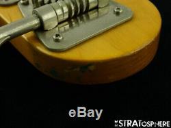 Fender Vintage 62 RI Jazz Bass NECK & TUNERS 1962 Reissue J Bass Guitar Rosewood