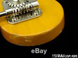 Fender Vintage 62 RI Jazz Bass NECK + TUNERS 1962 Reissue J Bass Guitar Rosewood