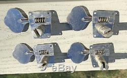 Fender Vintage Tuners for 1970s Mustang + Music Master Bass Guitar