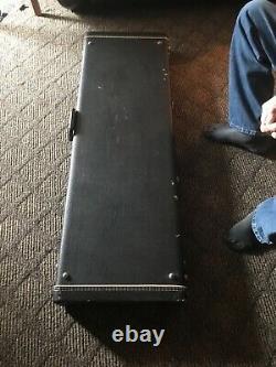 Fender p bass guitar