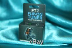 Fishman Single Coil Acoustic Guitar Active Soundhole Pickup+Tuner, PRO-REP-101