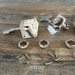GOTOH Bass tuners Reverse Wind for Fender Bass 1960s 3196NS