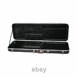 Gator GC-Bass Deluxe Bass Guitar Case withTuner and Stand