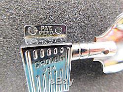 Grover USA Pat Pending Rickenbacker Bass Guitar Wavy Tuning Machine Tuner E or A