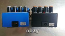 Heavy Metal HM-2 Compression Sustainer CS-3 Guitar & Bass Auto tuner TU-8