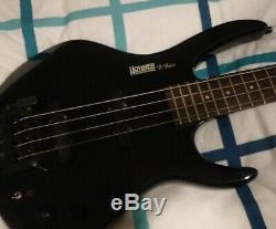 Hohner B Bass Drop D Tuner 4 String Bass Guitar