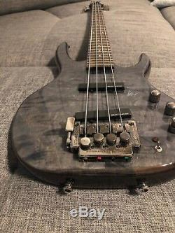 Hohner / B Bass Limited Special Edition Rare Quilted Maple Drop Tuner