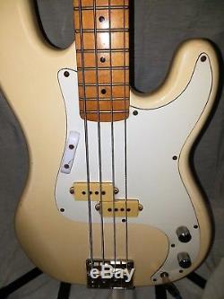 Hondo Fame Series 830 Bass Guitar / Grover Tuners