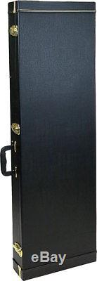 IBANEZ GSR105EX 5-String Bass Guitar Pack, Hard Case, Tuner, Stand, Cable -Black
