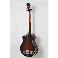 Ibanez AEB10E A/E Bass Guitar with Onboard Tuner Dark Violin Sunbrst 88366008737