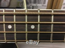Ibanez AEB10E Acoustic-Electric Bass Guitar with Onboard Tuner Black