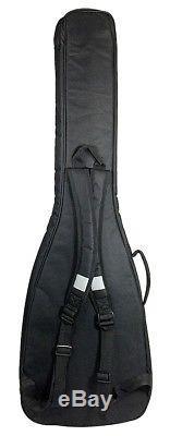 Ibanez GSR200BWNF 4 String Bass Bundle w Bag, Stand & Tuner