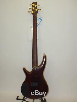 Ibanez SR1905 5-String Bass Guitar INCLUDES GIG BAG, TUNER, CABLE & STRAP