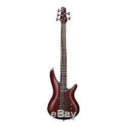 Ibanez SR305ERBM Electric Bass Guitar with Stand, Tuner and Strap