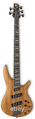 Ibanez SRFF4505 Fanned Fret 5-String Bass Stained Oil with CABLE & TUNER