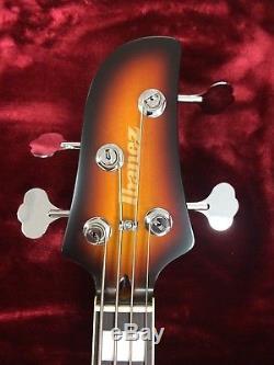 Ibanez TMB2000 Talman Prestige Electric Bass Guitar FREE tuner & Pig Hog Cable