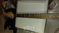 J Bass Squier 5 String Bass Neck With Tuner